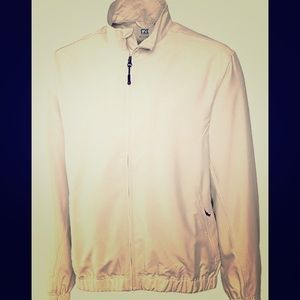 Cutter and buck windtech jacket 2XB white